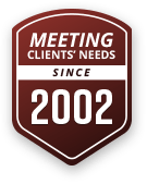 Serving Clients Needs Since 2002